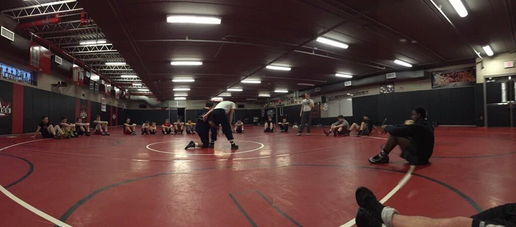 Athletics - clinton-high-wrestling-room.jpg